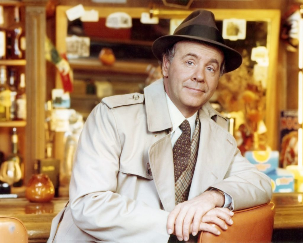 Tim Conway in a hat