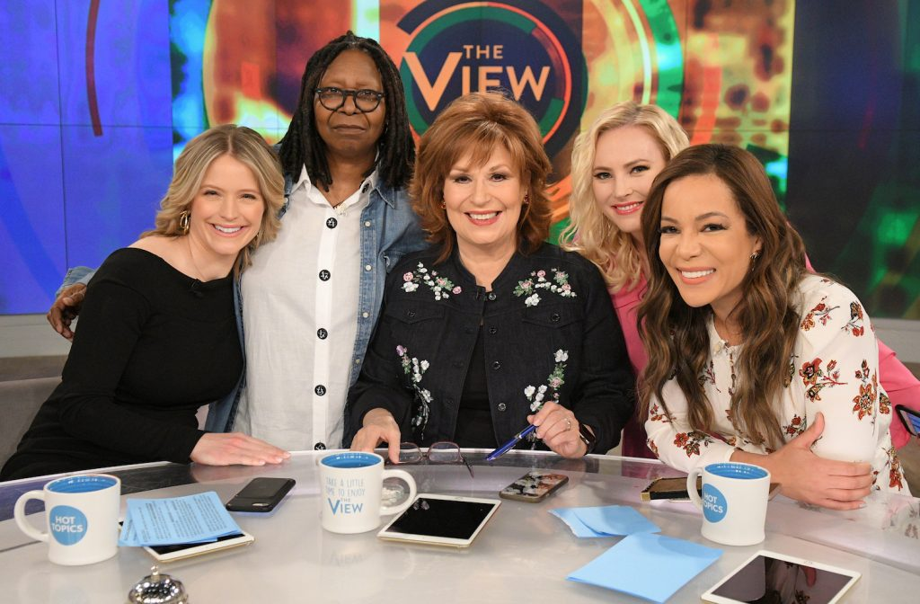 'The View' co-hosts have reportedly added tension