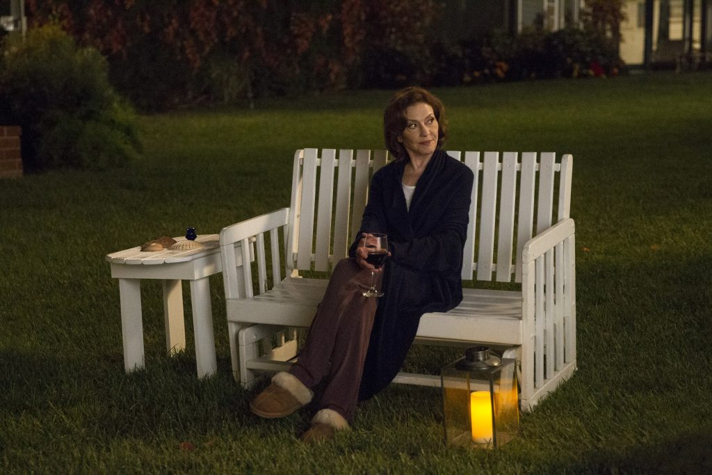 Emily Gilmore appears in 'Gilmore Girls: A Year in the Life'