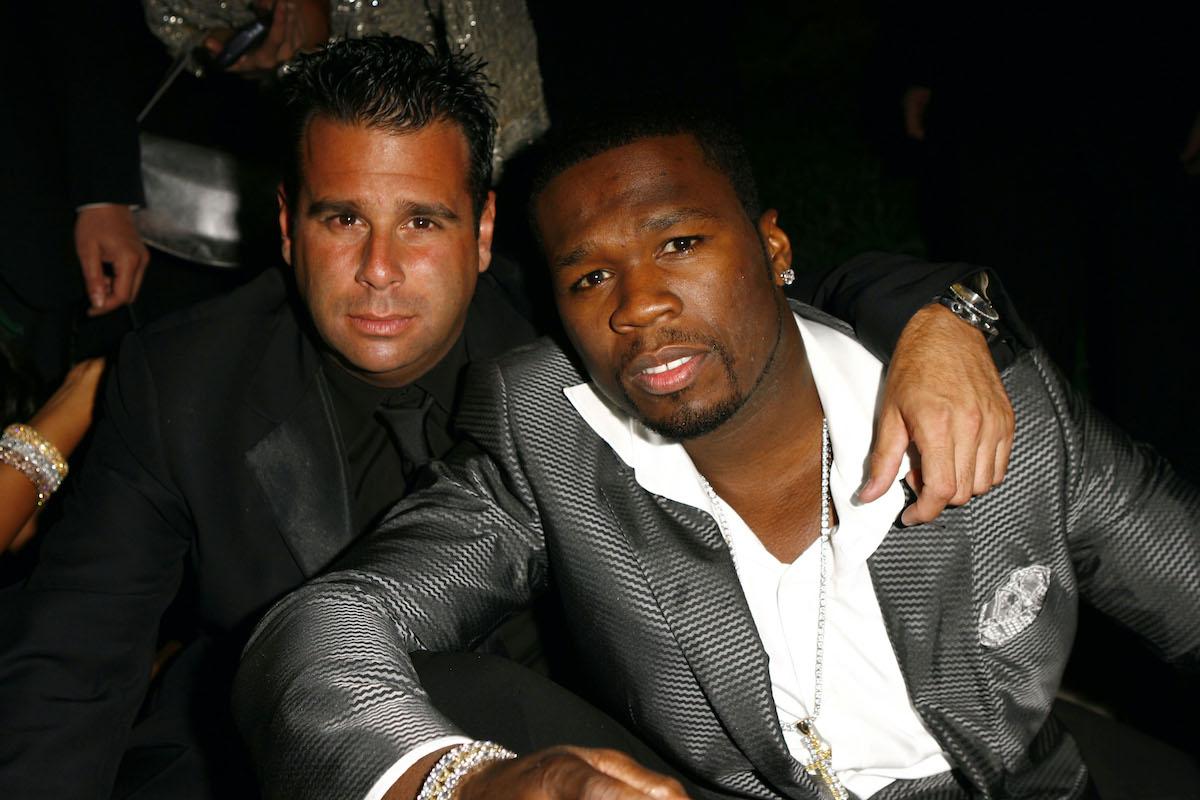 "Randall Emmett and Curtis ""50 Cent"" Johnson"