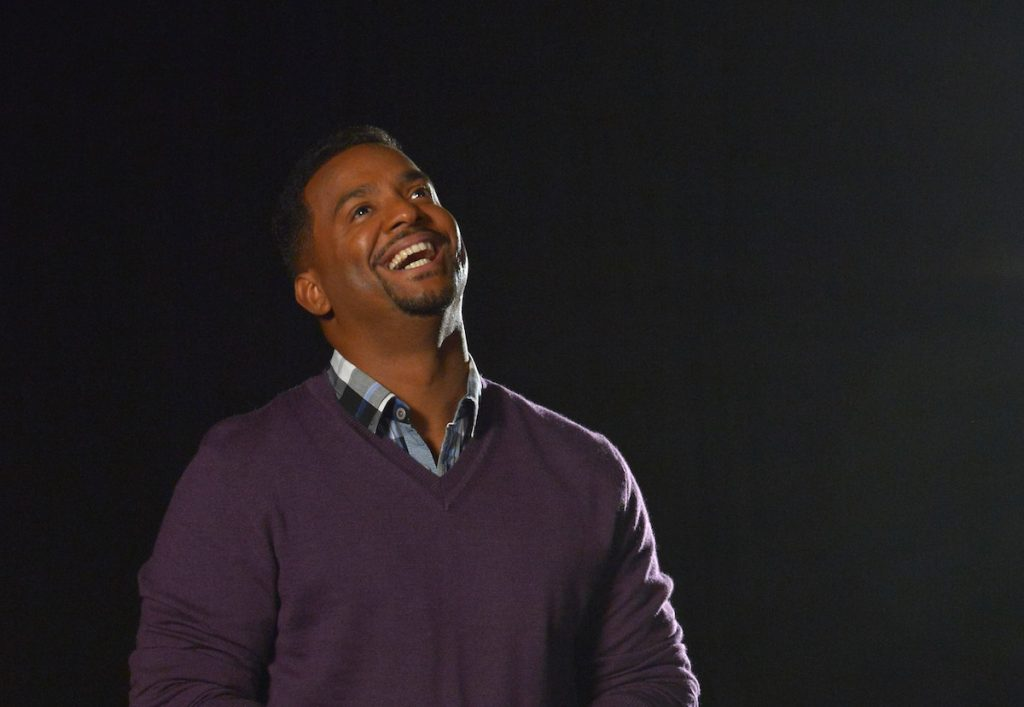 Alfonso Ribeiro attends Wendy's Brings #BBQ4Merica on September 11, 2014 in Los Angeles, California |  Lester Cohen/Getty Images for Wendy's