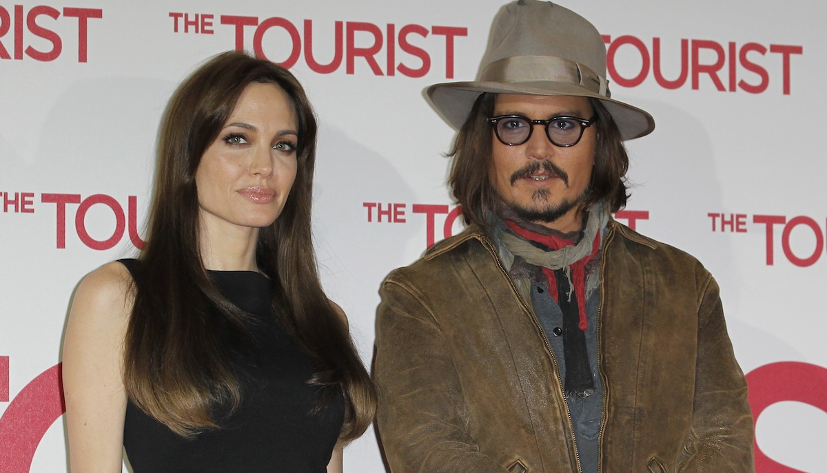 Angelina Jolie And Johnny Depp Reportedly Couldn T Stand Each Other While Filming The Tourist