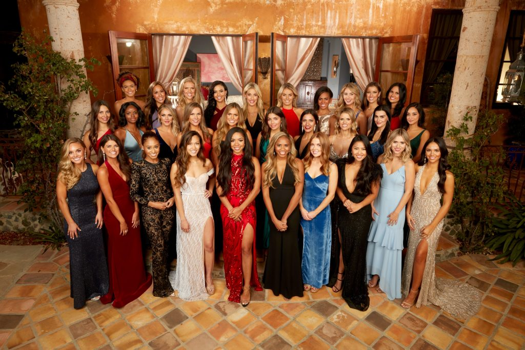 The Bachelor contestants season 24