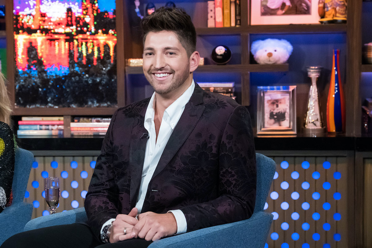 Josiah Carter on 'WWHL'
