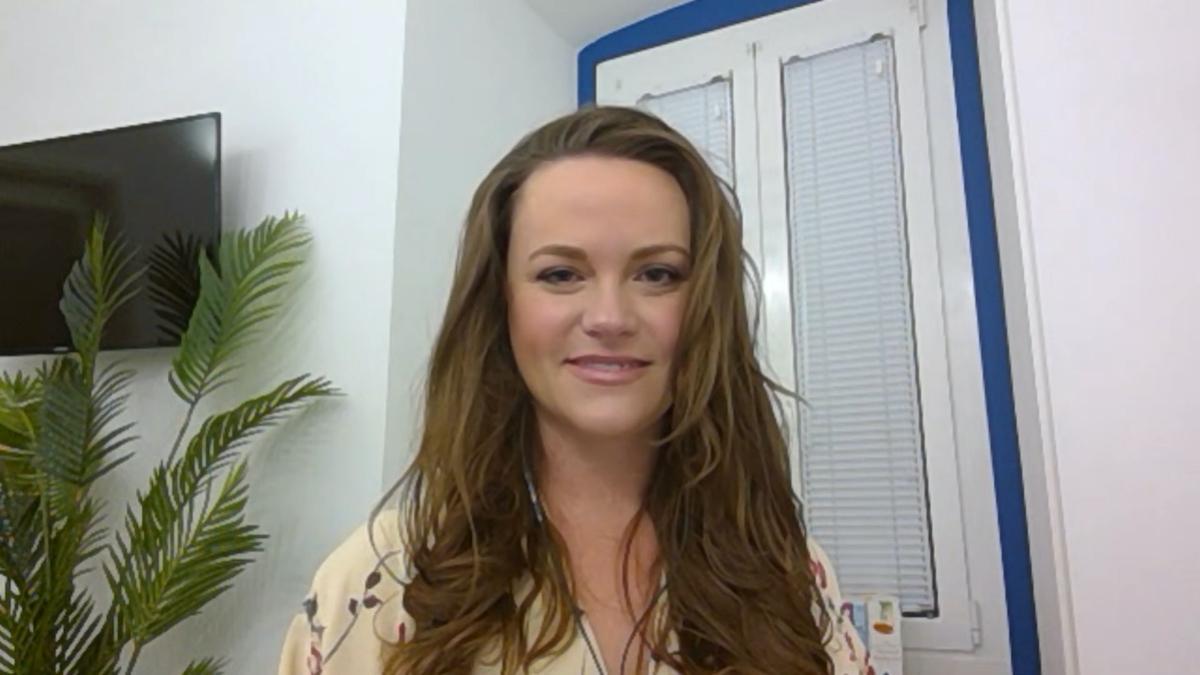 Rachel Hargrove on 'WWHL'