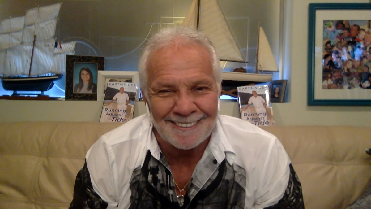 Captain Lee Rosbach on 'WWHL'