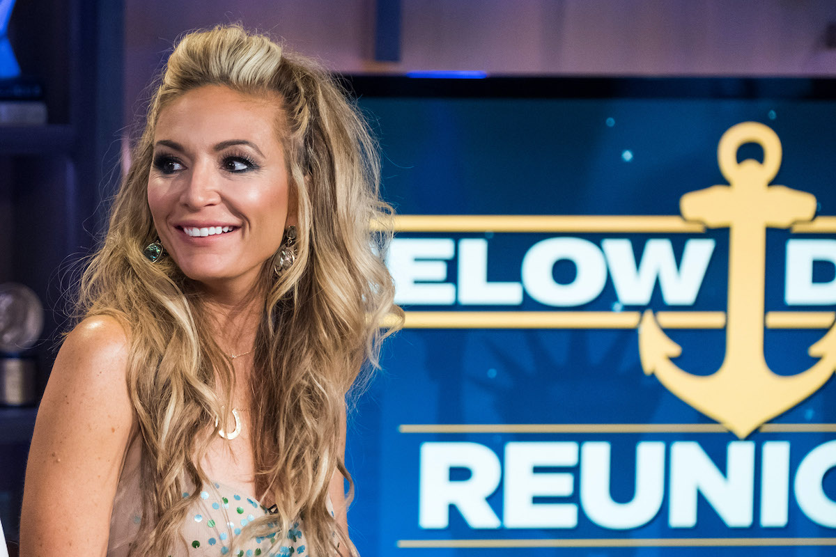 Kate Chastain on 'Below Deck' reunion
