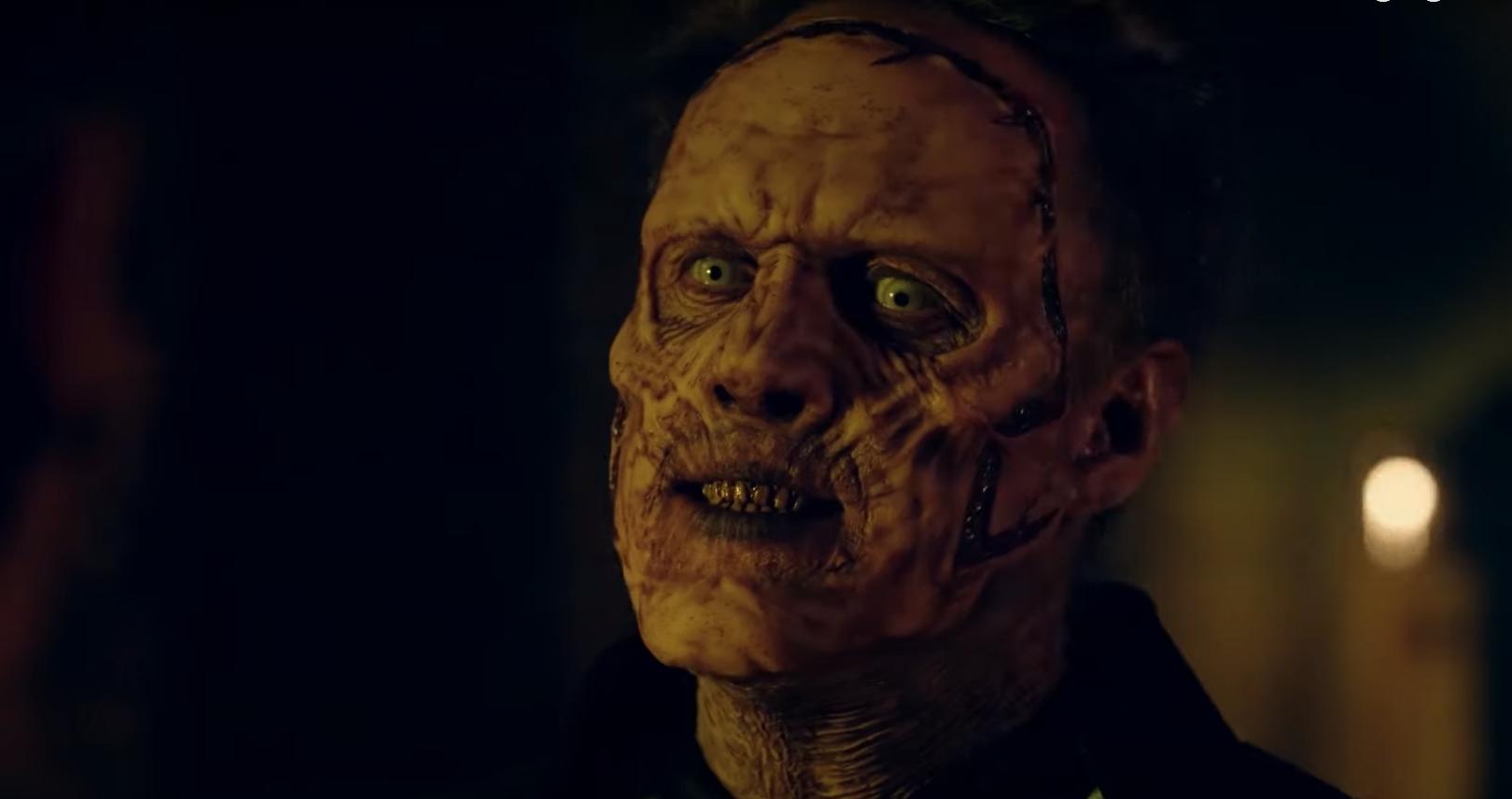 Ben Geurens as The Necromancer on 'Legacies'