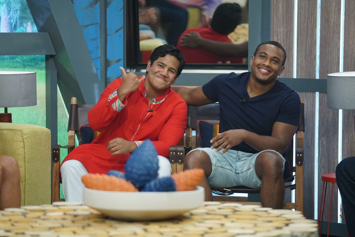 Ovi Kabir and David Alexander are the first two houseguests evicted as of the first live show of season 21, on the CBS series 'Big Brother'