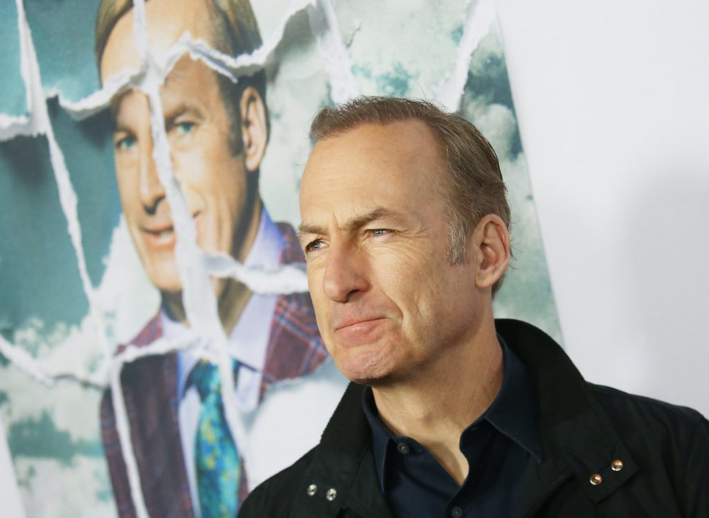 Bob Odenkirk at an event