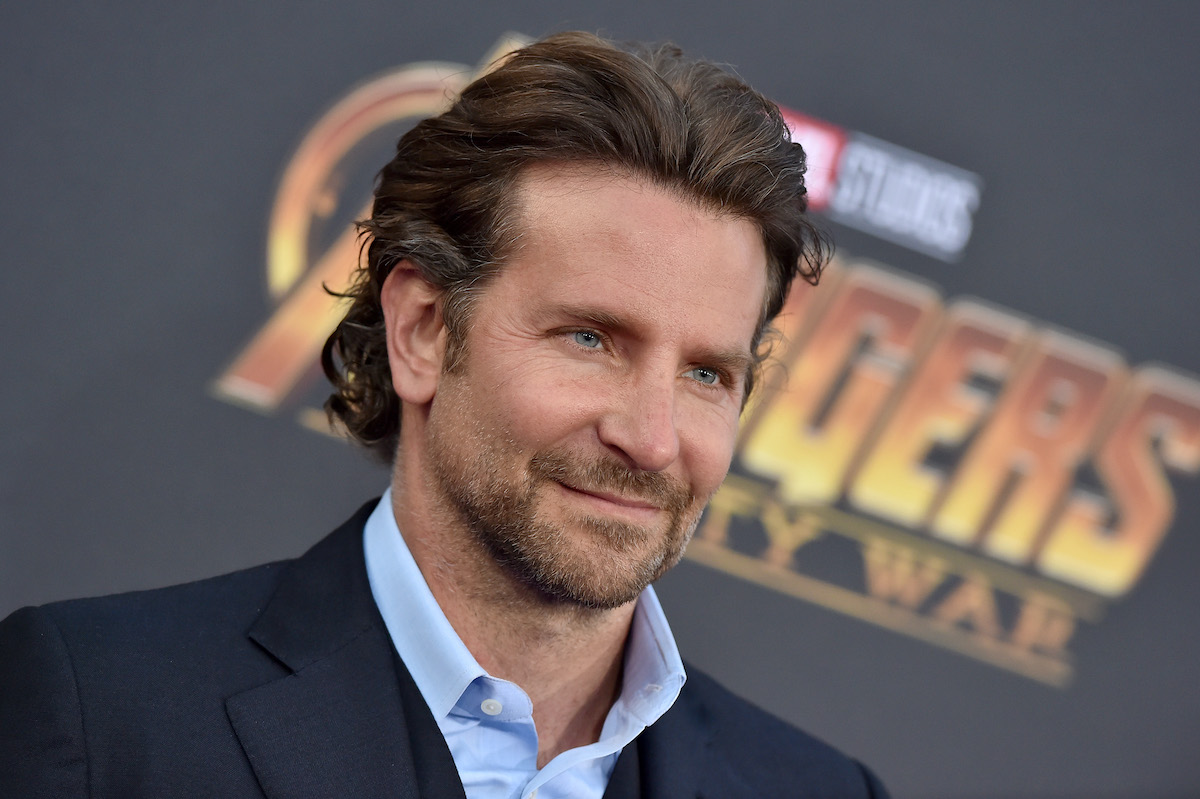 Bradley Cooper at the 'Avengers: Infinity War' premiere