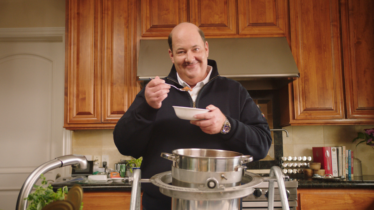 The Office Brian Baumgartner Shares The Secret To Kevin S Famous Chili
