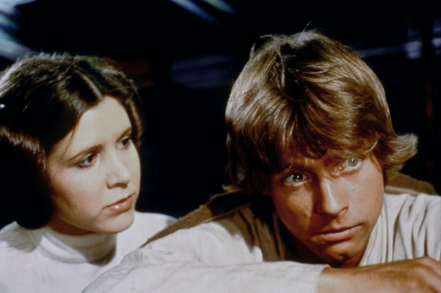 Why Carrie Fisher and Mark Hamill Often Fought Over Luke and Leia