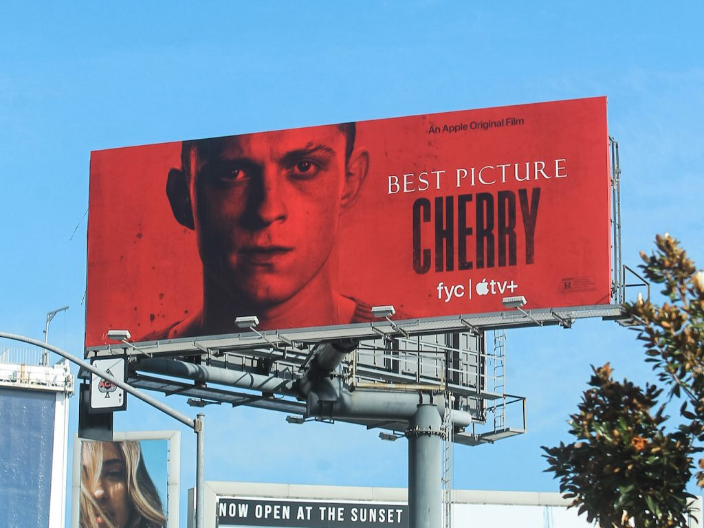 Cherry Tom Holland