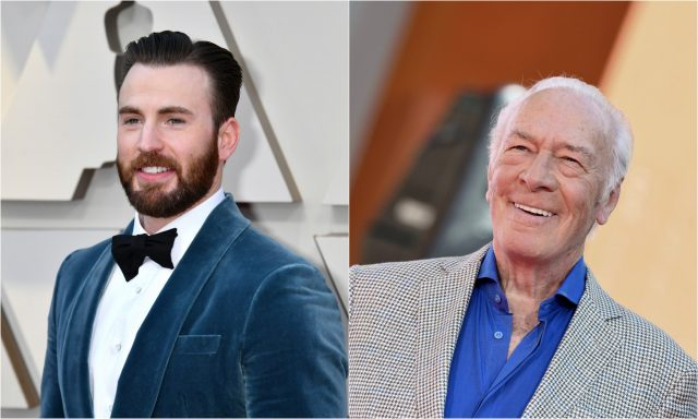 Chris Evans Shares His Favorite Memory With Christopher Plummer