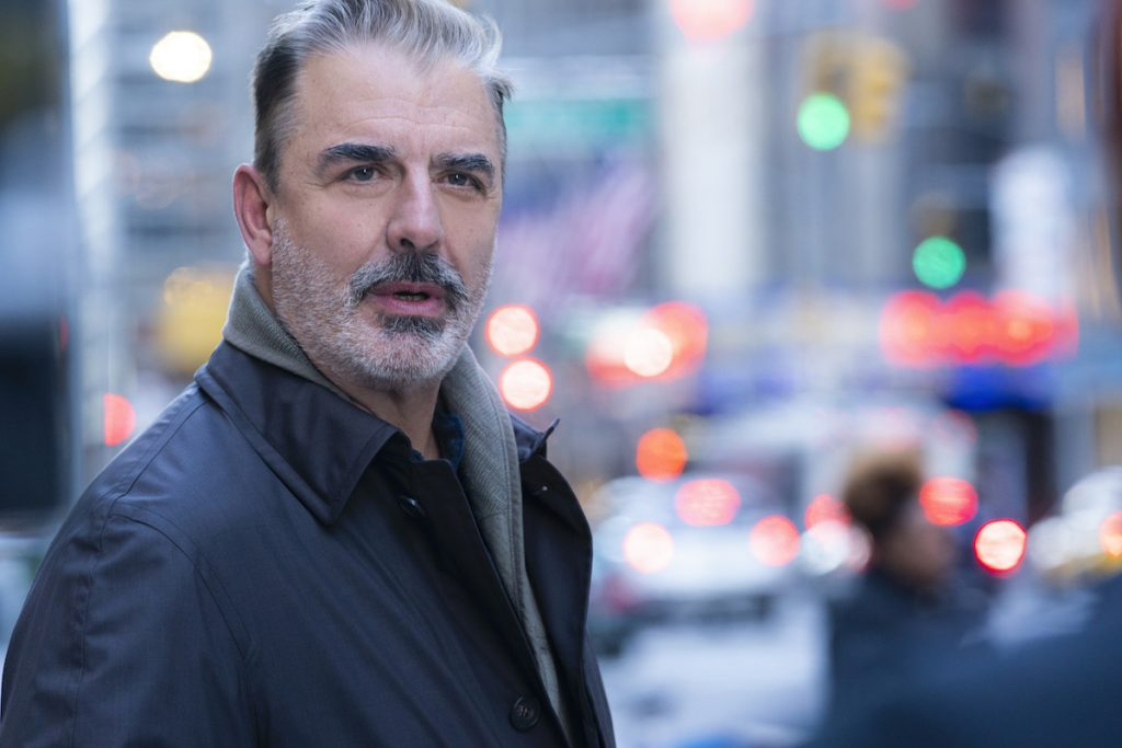 Chris Noth on 'The Equalizer'