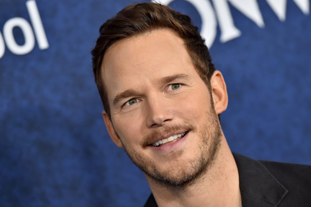 Chris Pratt, who plays Peter Quill in the 'Guardians of the Galaxy' films, attends the premiere of Disney and Pixar's 'Onward' on February 18, 2020, in Hollywood, California.