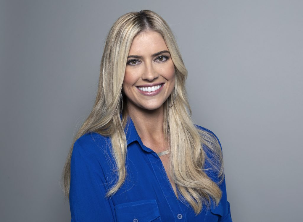 Christina Anstead of 'Flip or Flop'