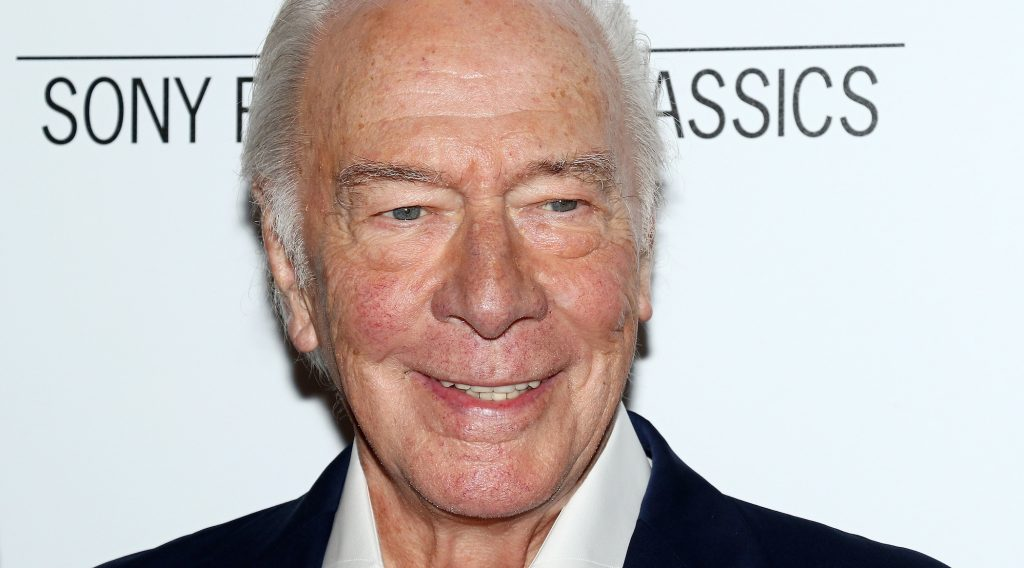 Christopher Plummer from 'The Sound of Music'