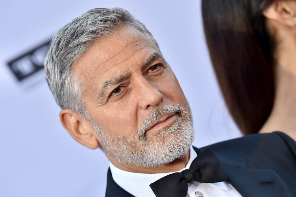 George Clooney arrives at the American Film Institute's 46th Life Achievement Award Gala Tribute to George Clooney | Axelle/Bauer-Griffin/FilmMagic
