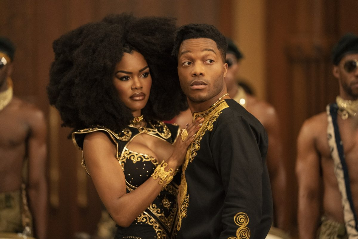 Coming to America sequel: Teyana Taylor and Jermaine Fowler