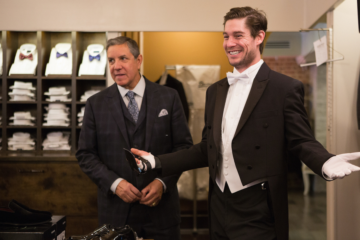 Craig Conover on 'Southern Charm'