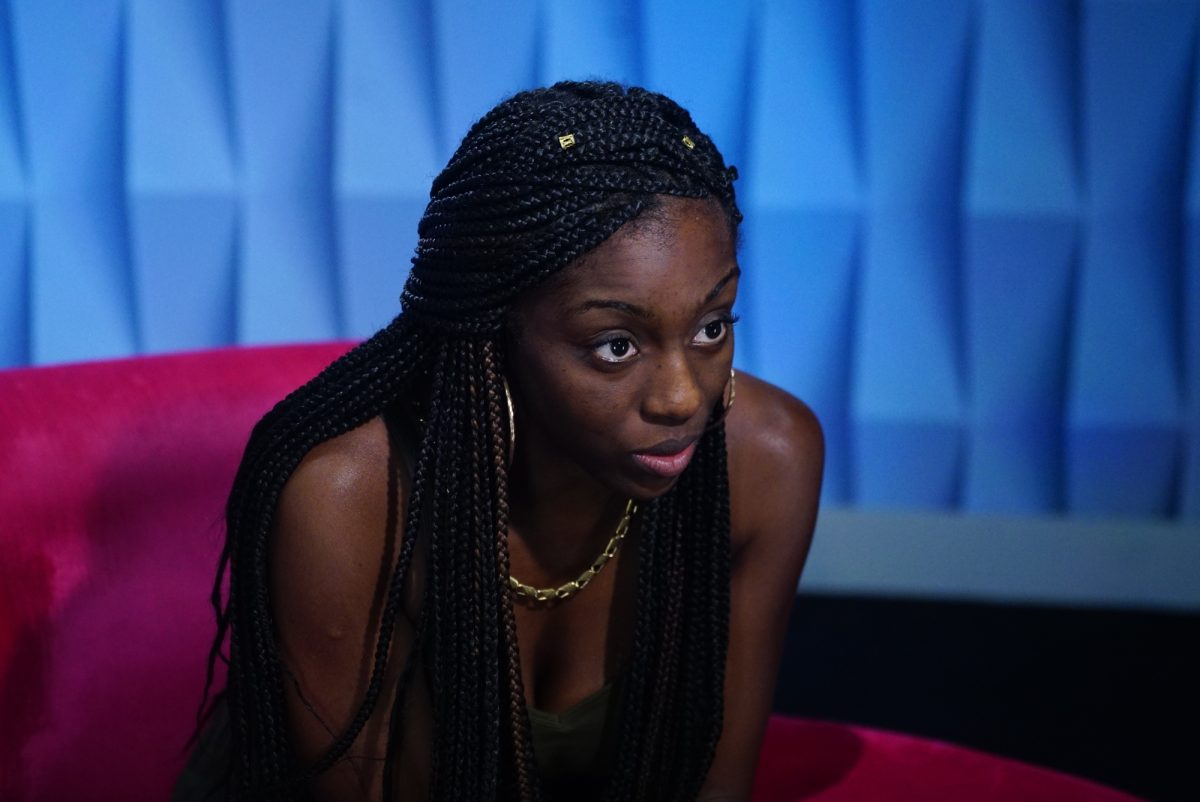 Da'Vonne Rogers on the CBS series 'Big Brother'