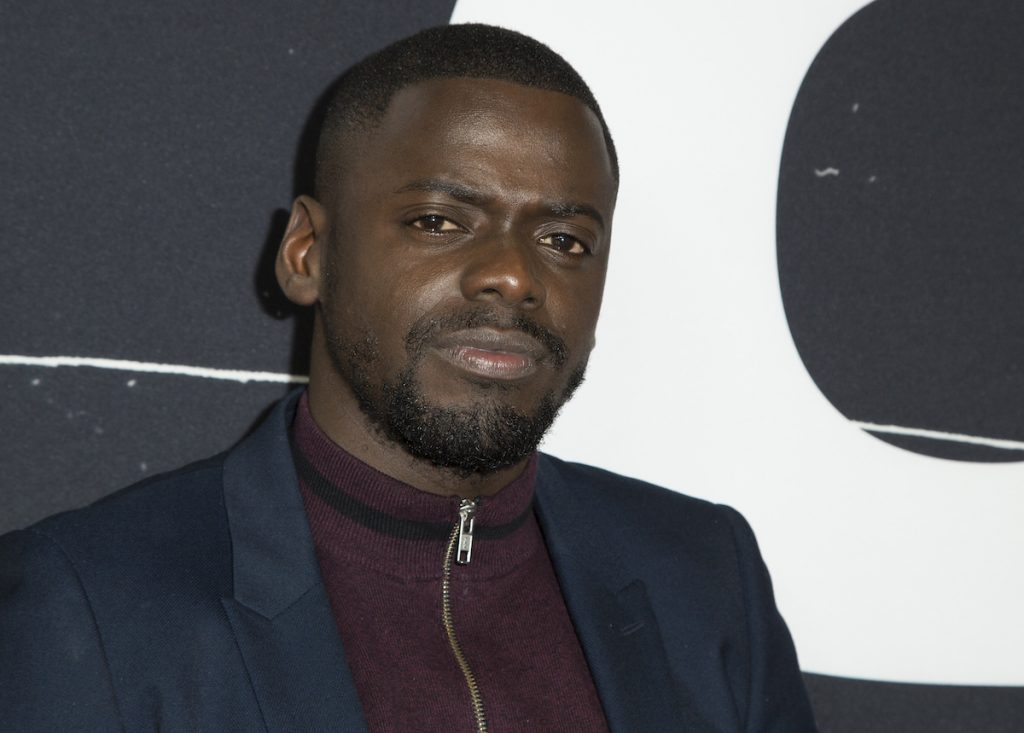 """Actor Daniel Kaluuya attends the screening of Universal Pictures' """"Get Out"""" at Regal LA Live Stadium 14 on February 10, 2017 in Los Angeles, California 