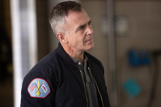 'Chicago Fire' Actor David Eigenberg Says the Cast Is 'Like Family'