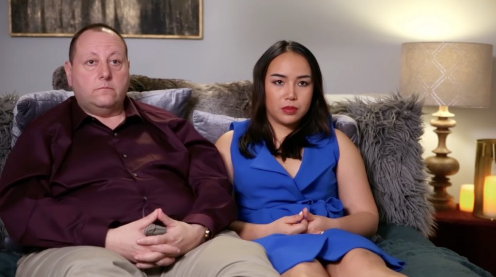 David and Annie Toborowsky in '90 Day Fiancé Happily Ever After'