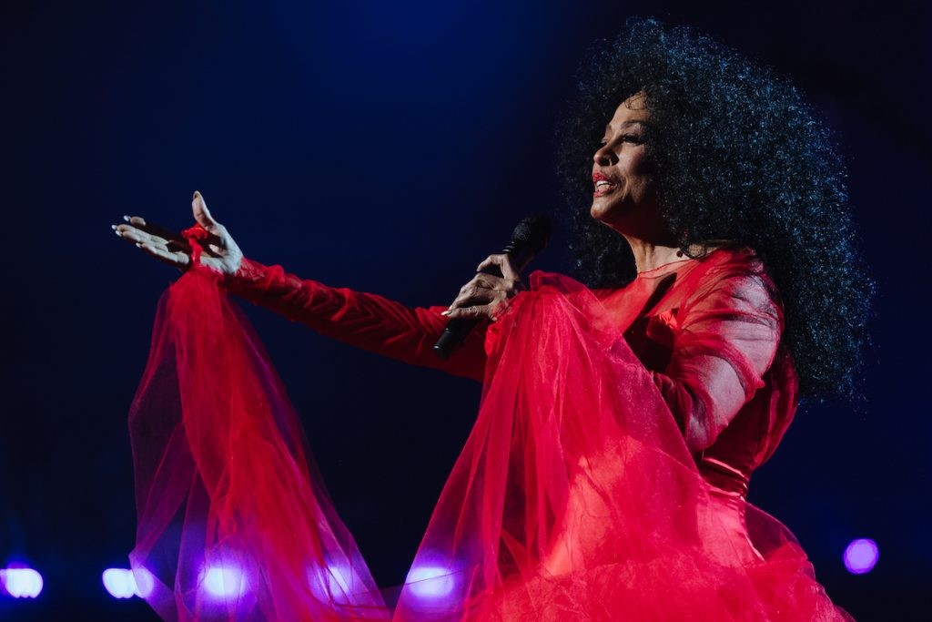 Diana Ross performs onstage at the 61st annual GRAMMY Awards at Staples Center on February 10, 2019 in Los Angeles, California | Emma McIntyre/Getty Images for The Recording Academy