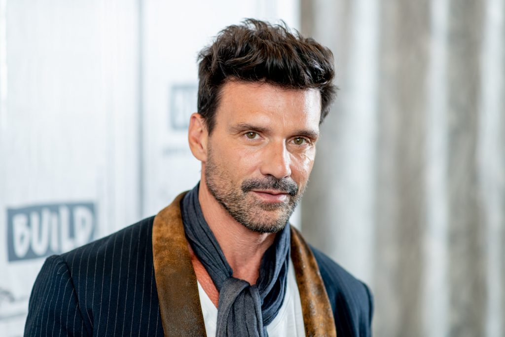 Frank Grillo discusses 'FightWorld' with the Build Series at Build Studio