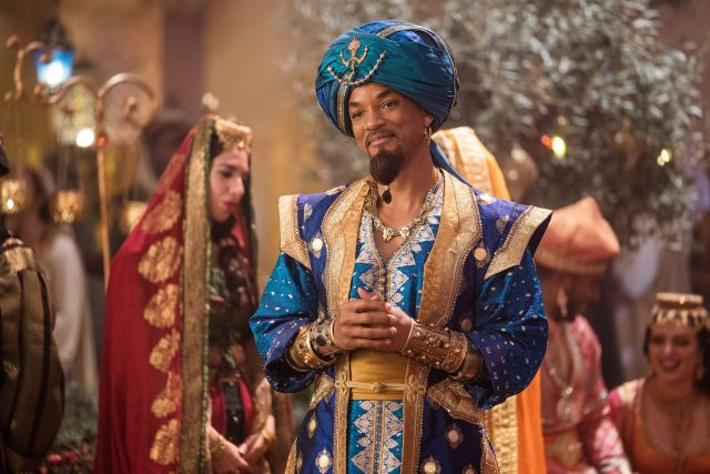 Will Smith: 'Friend Like Me' Convinced Him He Could Play Genie In 'Aladdin'