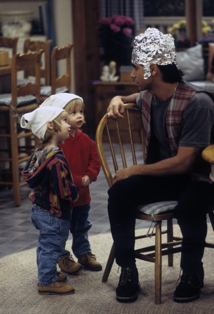 'Full House' Episode Titled 'Joey's Funny Valentine'