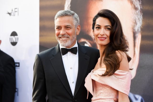 George Clooney Says He Writes Love Letters To Amal To Keep Their Romance Alive