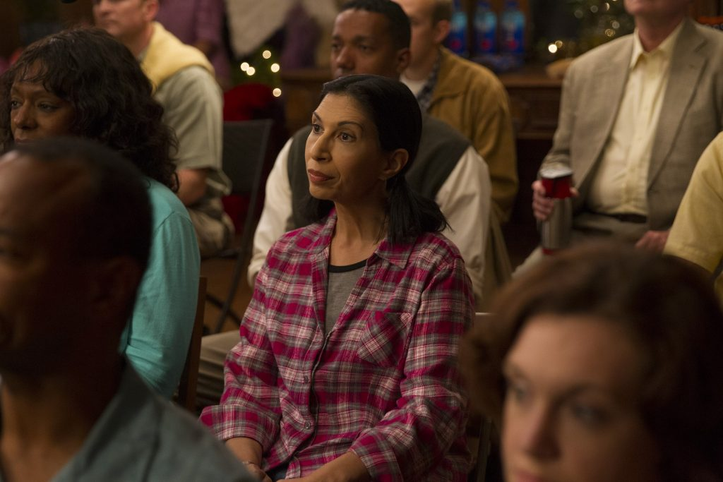 Rose Abdoo appears in 'Gilmore Girls: A Year in the Life' as Gypsy