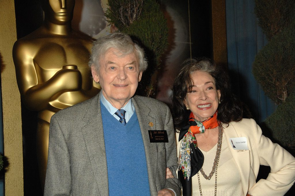 Hal Holbrook and Dixie Carter