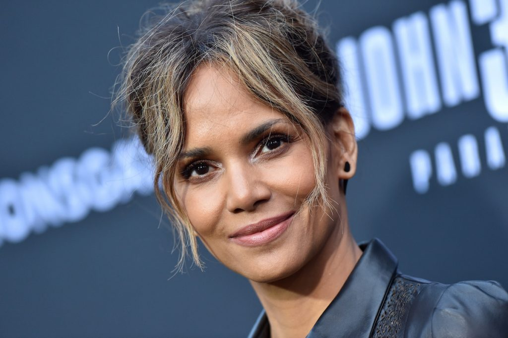 """Halle Berry attends the special screening of Lionsgate's """"John Wick: Chapter 3 - Parabellum"""" at TCL Chinese Theatre on May 15, 2019 in Hollywood, California."""