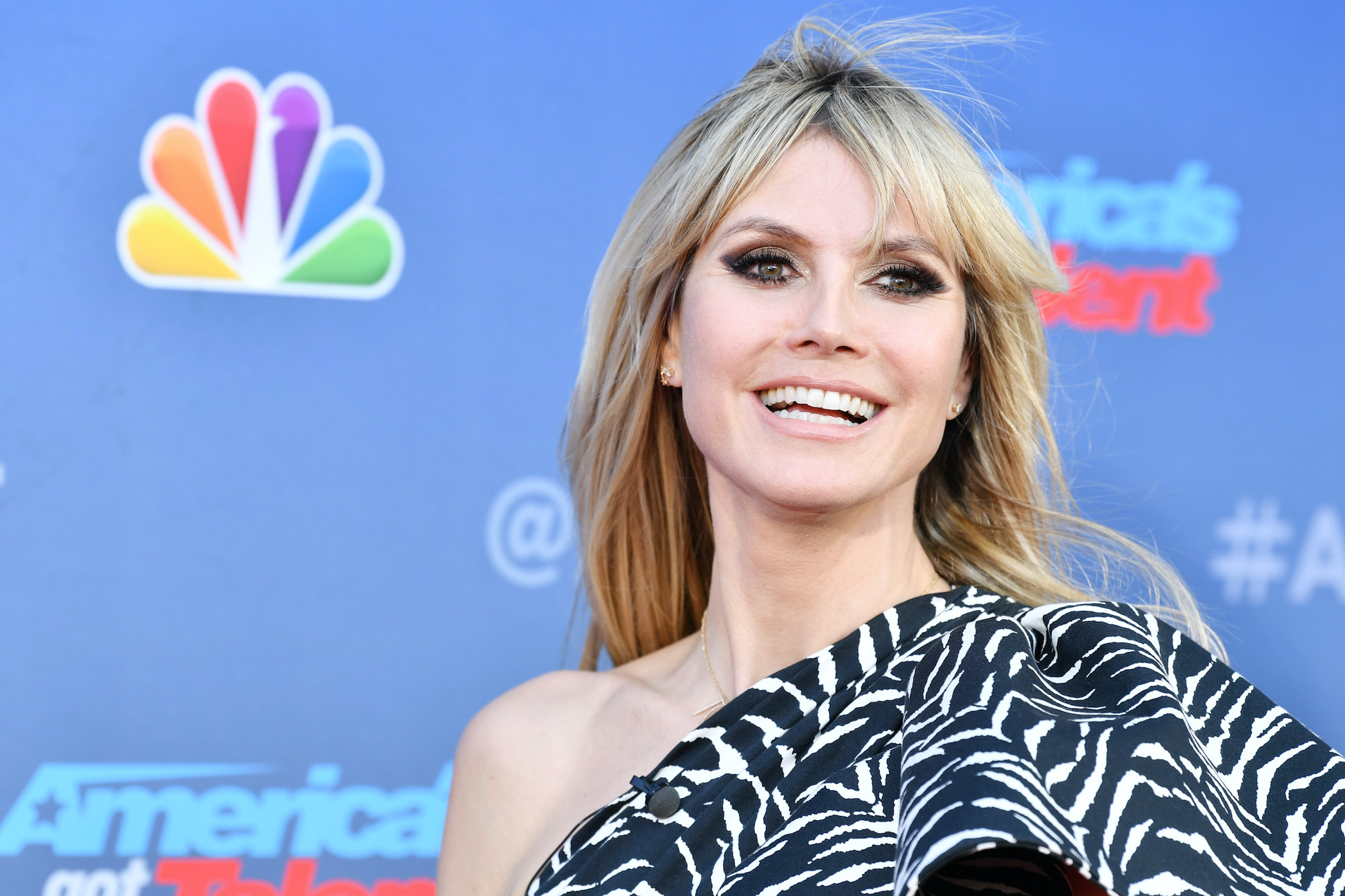 Heidi Klum Carries A Bag Of Her Baby Teeth At All Times