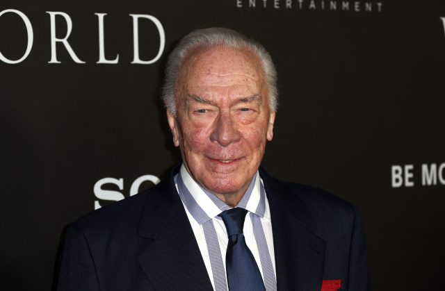 Christopher Plummer Played J. Paul Getty, Captain Von Trapp and More Real-Life Characters In Movies
