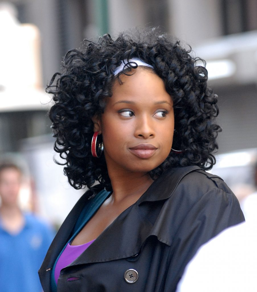 Jennifer Hudson as Louise from St. Louis in 'Sex and the City: The Movie'