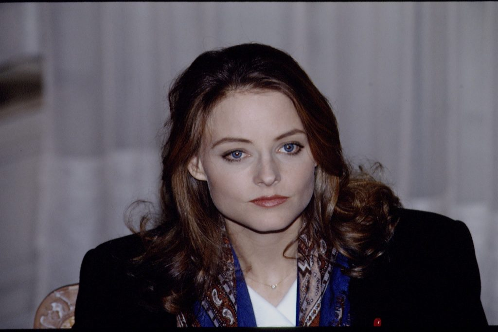 Jodie Foster |  Eric Robert/Sygma/Sygma via Getty Images