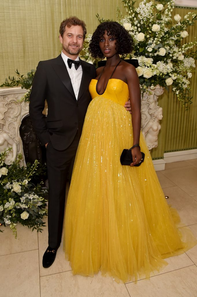 Joshua Jackson and wife Jodie Turner-Smith attend red carpet event in 2020