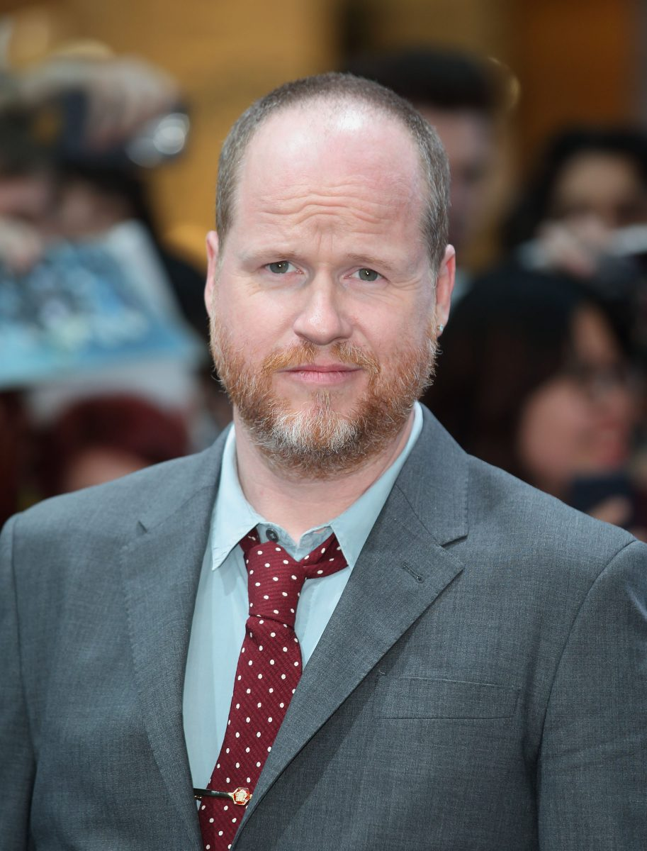 """Joss Whedon attends the European premiere of """"The Avengers: Age Of Ultron"""""""