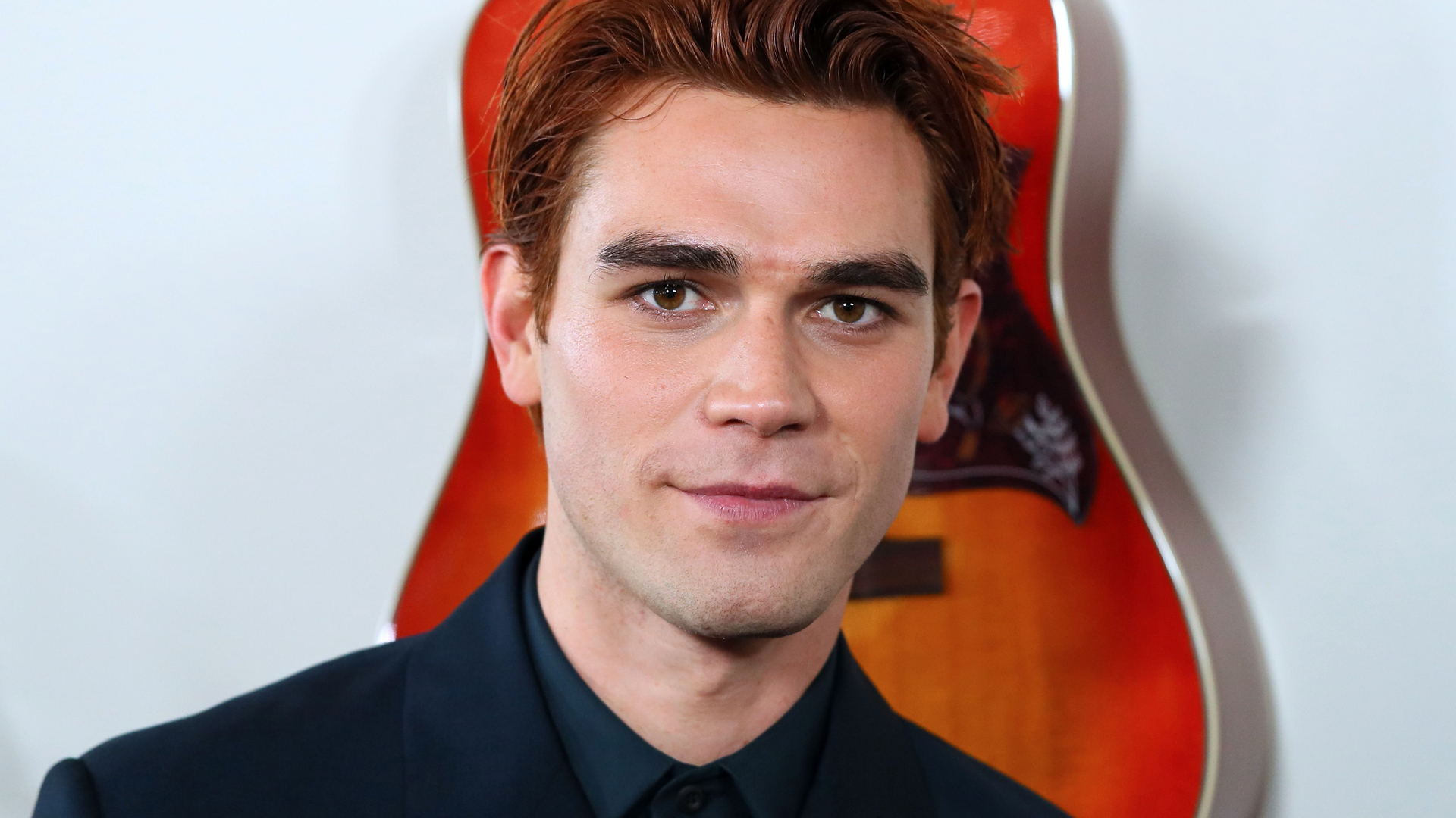 """'Riverdale' actor KJ Apa arrives for the special screening of Lionsgate's """"I Still Believe"""" at the Archlight in Hollywood, California on March 7, 2020."""