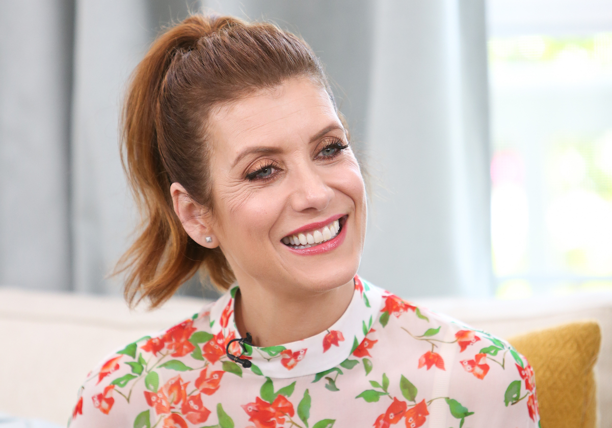 Kate Walsh visits Hallmark's 'Home and Family'