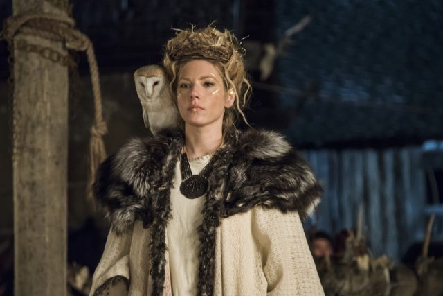 'Vikings': How Lagertha Helped Ragnar Lothbrok Even When She Had No Reason To