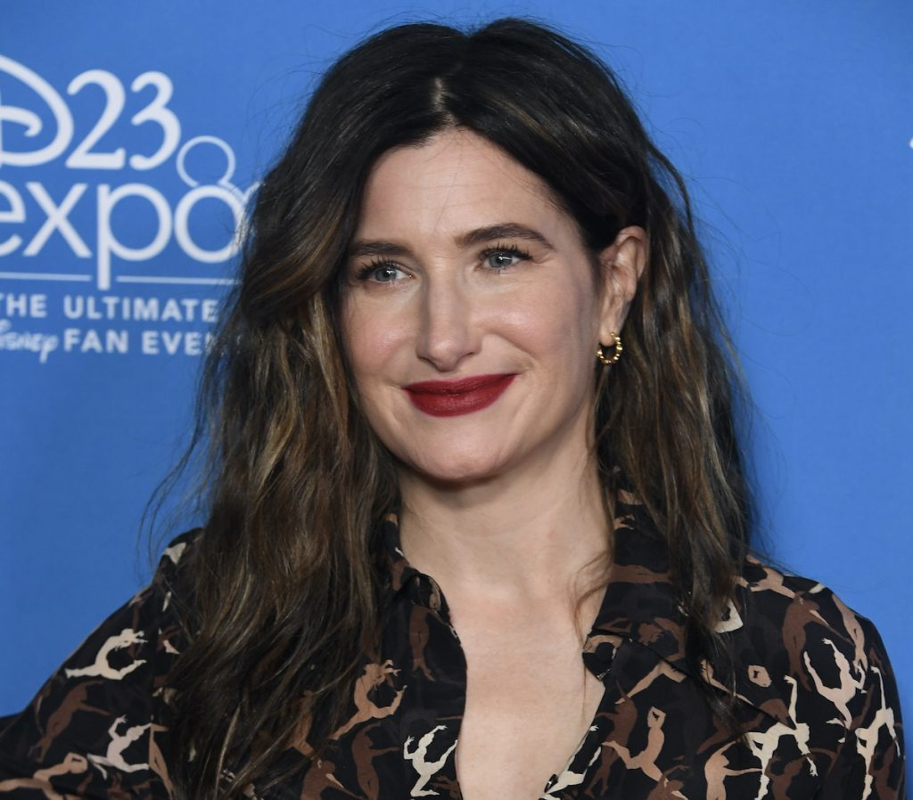 Kathryn Hahn attends D23 Disney event at Anaheim Convention Center on August 23, 2019 in Anaheim, California | Frazer Harrison/Getty Images