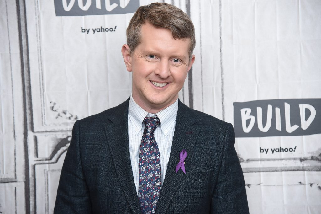 Ken Jennings visits the Build Series to discuss the television event 'JEOPARDY! The Greatest of All Time'