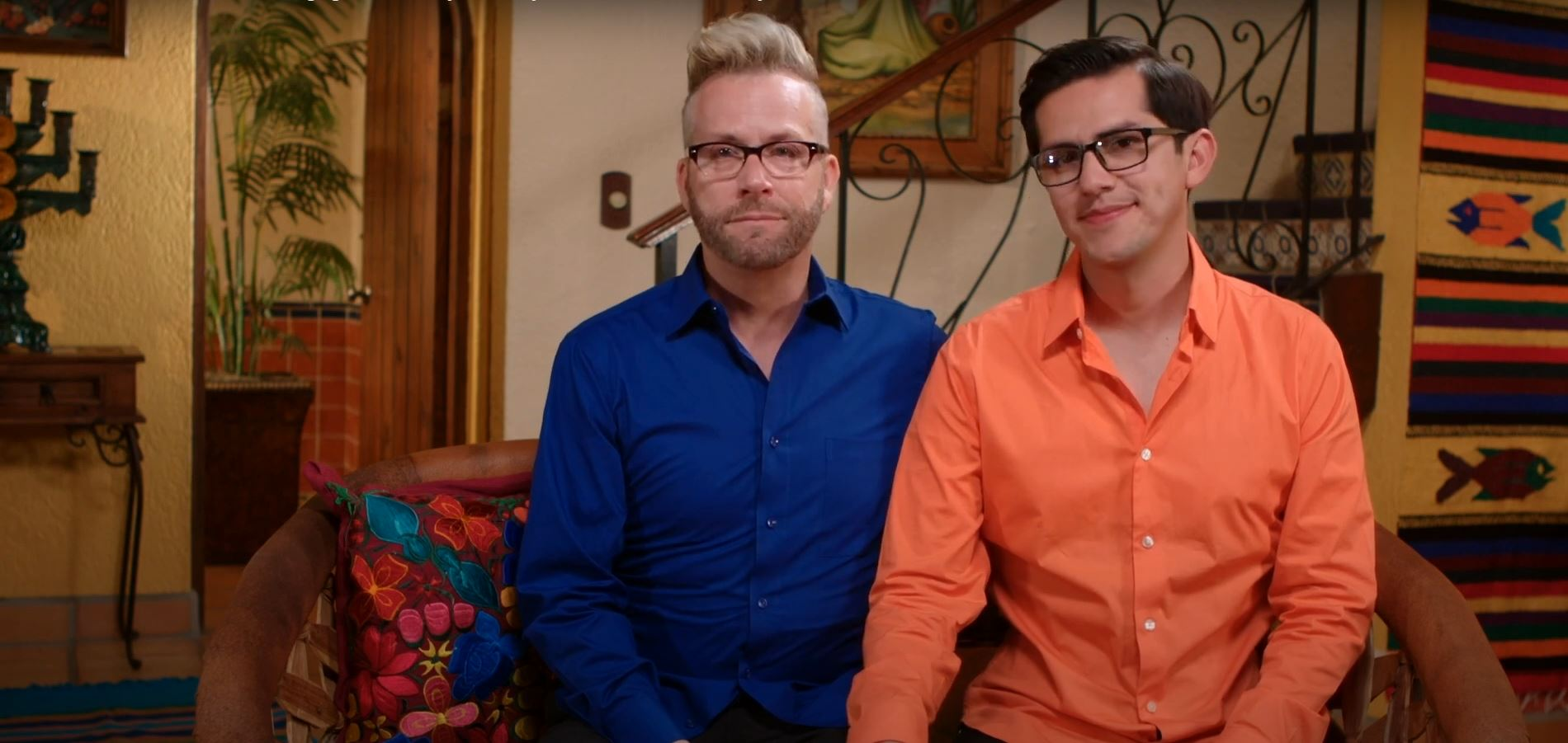 Kenneth and Armando on '90 Day Fiance'